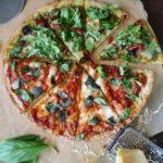 pizza-basilikum-schneidebrett
